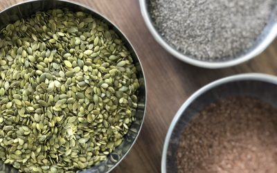 Seed Cycling for Balanced Hormones: Here's the Scoop